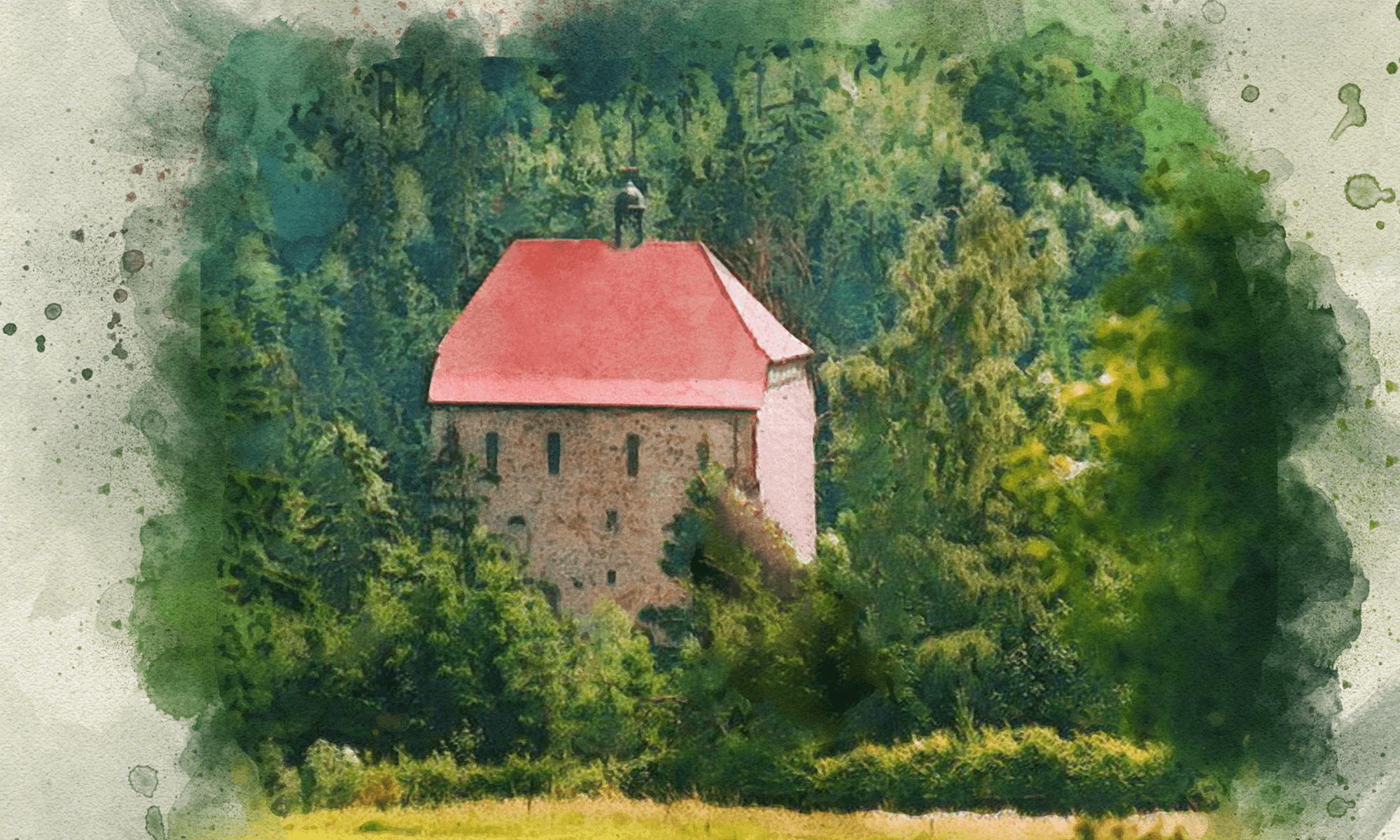 Die Burgkapelle Stein